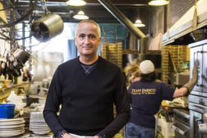 Larry Lagatutta, owner of Enrico Biscotti/Photo by Fred Blauth