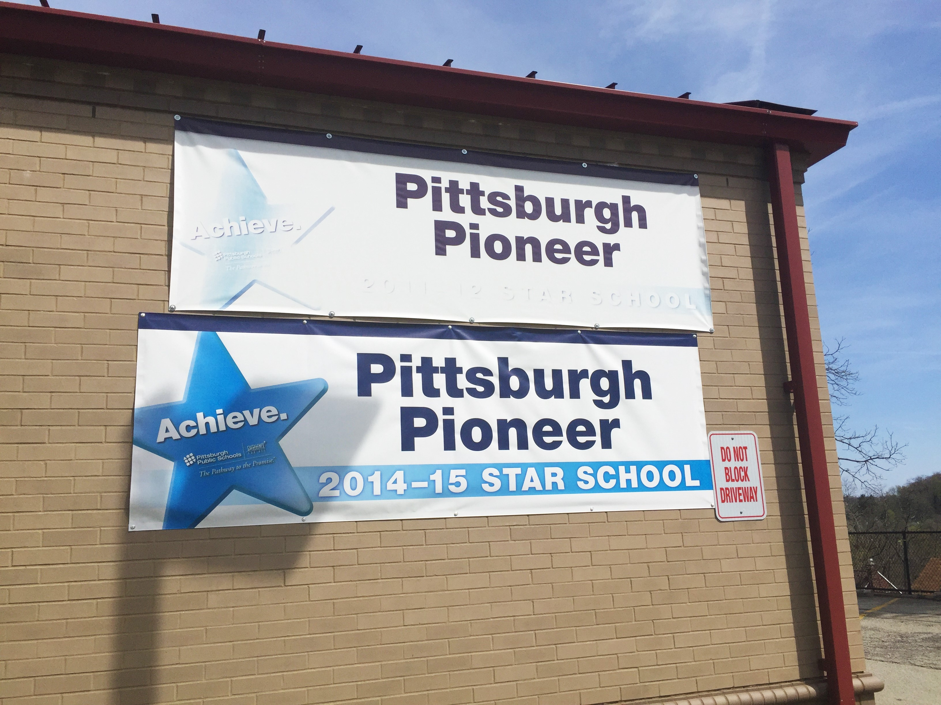 Pittsburgh's Pioneer Education Center, located in Brookline, has been a  part of Pittsburgh Public